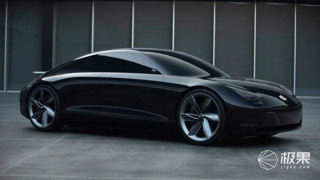 苹果疯砸百亿造汽车!充电5分钟狂飙100公里,零百加速3.5秒.....