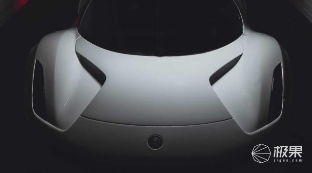 Lotus莲花第一辆超过2000马力的电动超级跑车,百公里加速仅3秒