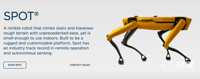 波士顿动力Spot机器狗正式开售!全家桶售价高达133万元