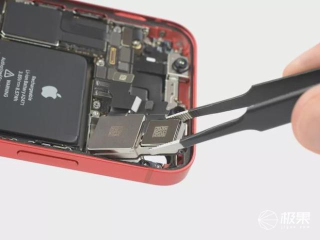 苹果iPhone12mini拆解:缩水的不仅是电池,可维修性变得更高!