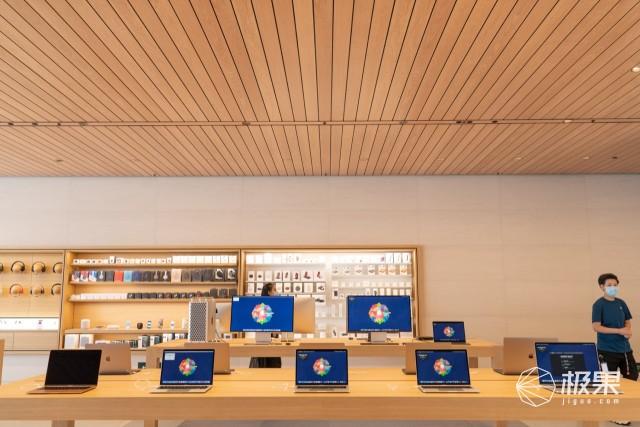 """京味十足!提前探店苹果三里屯新AppleStore,新设计更""""抓眼"""""""