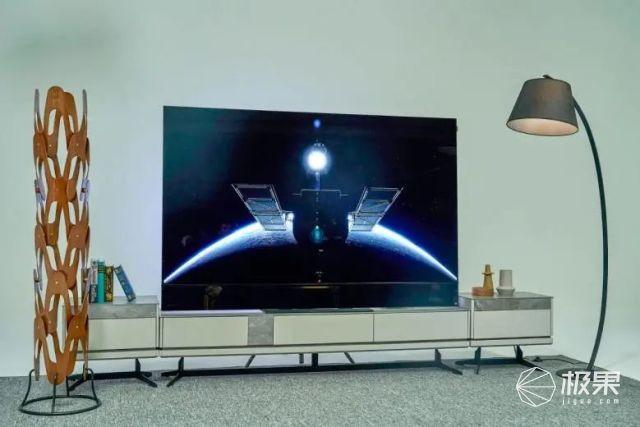 """画质音质令人上瘾后劲贼大!这台电视实力诠释""""艺术品"""""""