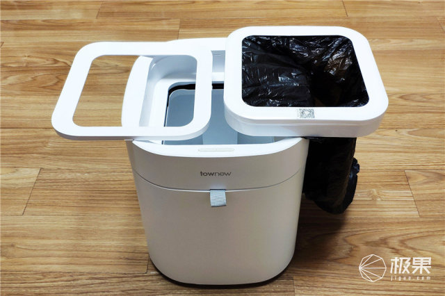 Townew拓牛TAir智能垃圾桶:提升家居环境卫生