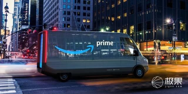 """比特斯拉还火爆!目前最""""聪明""""的面包车,亚马逊终于让它上路了"""
