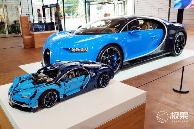 定了!乐高兰博基尼超级跑车将于6月1日正式上市