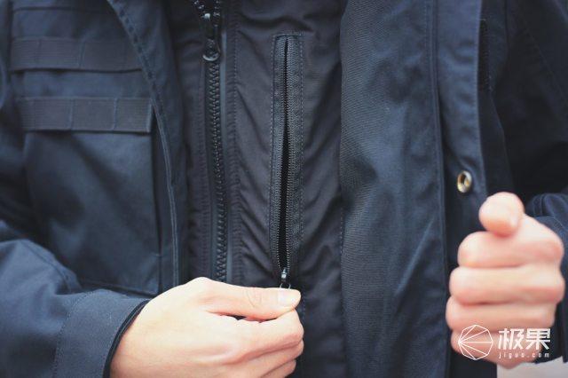 又一春秋通勤合适之选 麦格霍斯曼哈顿行动风衣