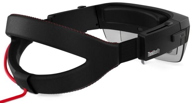 聯想推出全新AR頭顯!正面硬剛微軟HoloLens