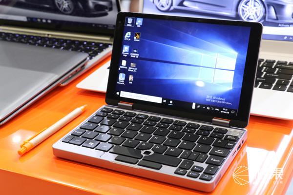 「新东西」口袋本领域新玩家:驰为推出MiniBook8英寸超便携笔记本