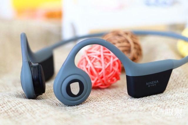 运动中安全聆听,南卡骨传导蓝牙耳机体验