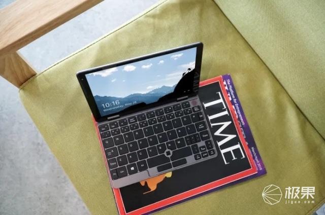 「新东西」8寸触屏Win10本,驰为迷你笔记本MiniBook开启众筹