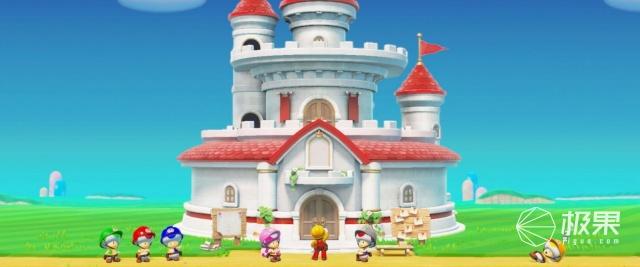 「事儿」任天堂发布《超级马里奥制造2》新预告,教你设计关卡建城堡