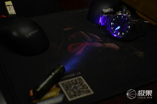 检测小能手、紫外显身手:傲雷i3UV