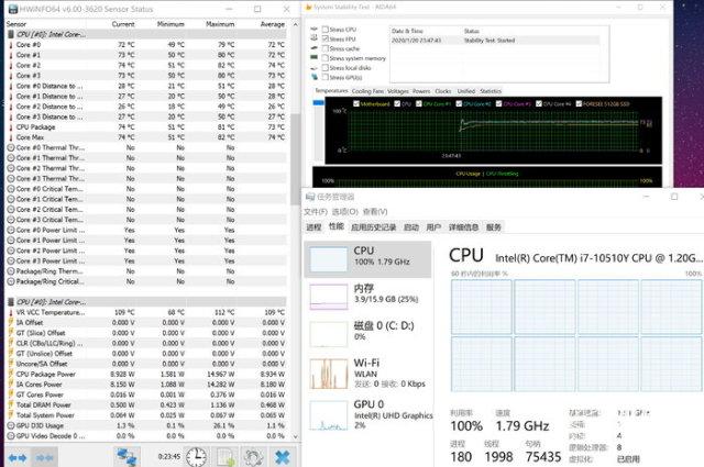 目前性能最强大的UMPC:ONEMIX3Pro