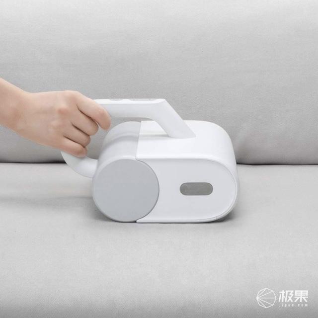 「新东西」小米推出自家无线除螨仪产品:8.5万转无刷电机+四重过滤