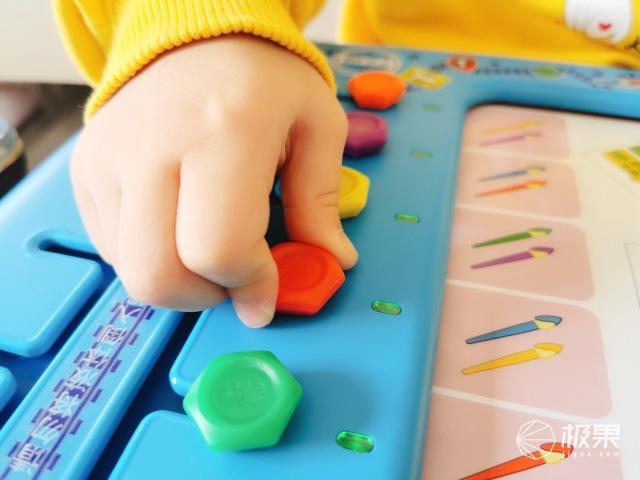 给孩子做正确的数学启蒙教育|托马斯逻辑训练板体验