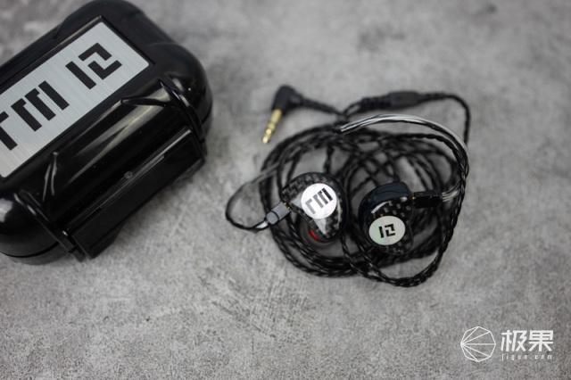 乐音YueinRM12耳机巡回体验分享