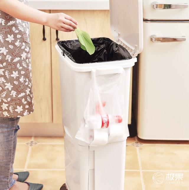 「新东西」小米上架双层分类垃圾桶,售价179元