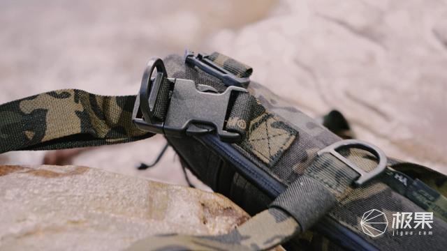 YHGEAR环颈蜥EDC战术收纳单肩包体验