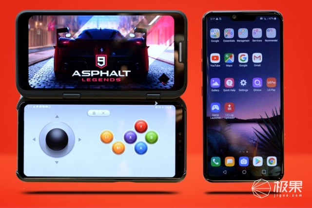 强行折叠屏?LG发布G8ThinQ、V50ThinQ两款旗舰