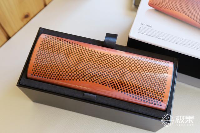 桌子震的我发麻,KEFMUO无线蓝牙音箱开箱评测