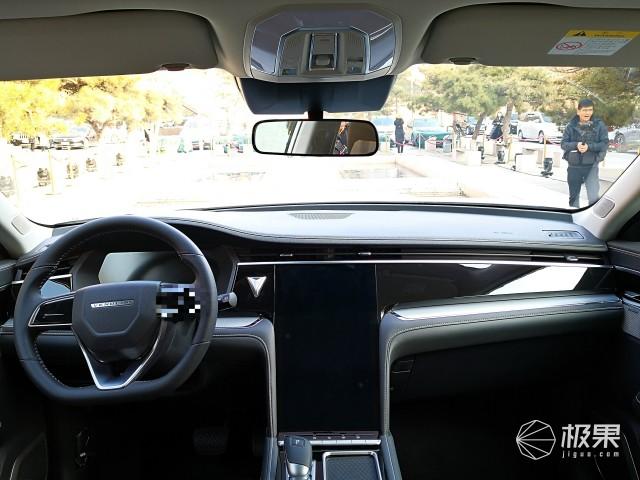 好像坐在头等舱!体验东风启辰新款SUV,性感外观+豪华内饰太酷了
