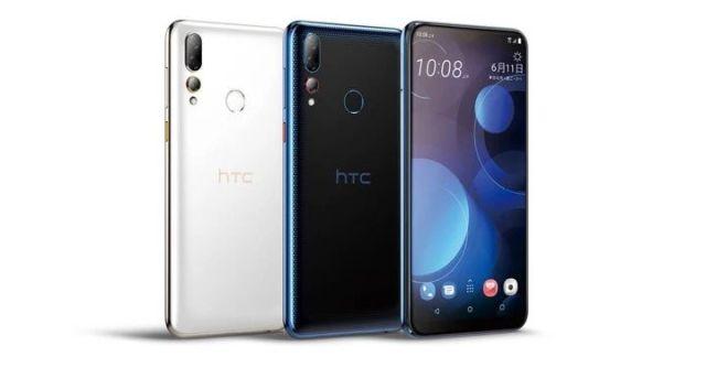 「新东西」颜值高过性价比,HTC发布U19e和Desire19+两款新机