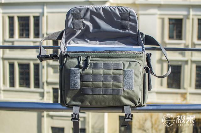 通勤背负也要来点战术:塔虎战术单肩包S