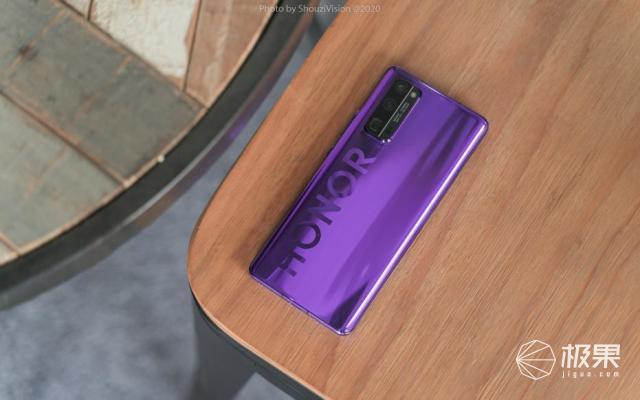 荣耀30Pro上手分享:适合年轻人的潮牌手机