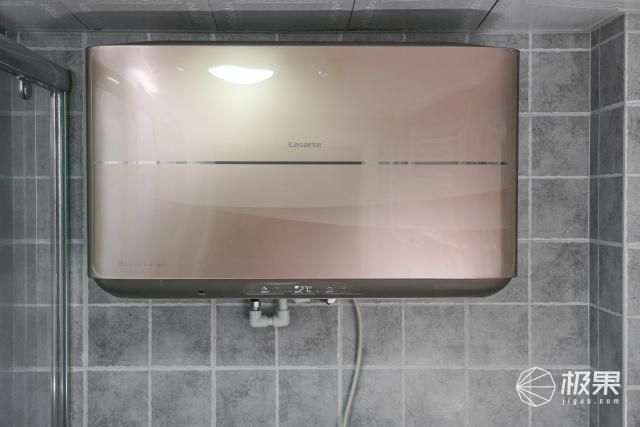 纤薄瞬热这款热水器解决科技CEO沐浴难题