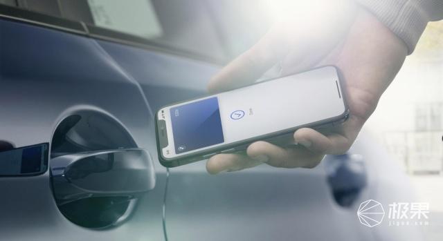 """宝马携手苹果!成为首家支持新""""数字钥匙""""技术的汽车制造商"""