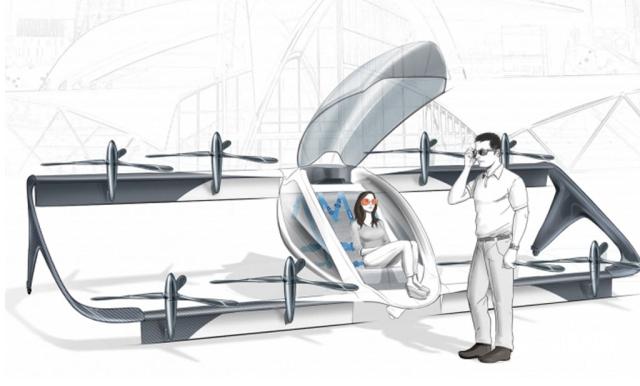 比高铁还快!飞行救护车2023年在澳上天,能载两人