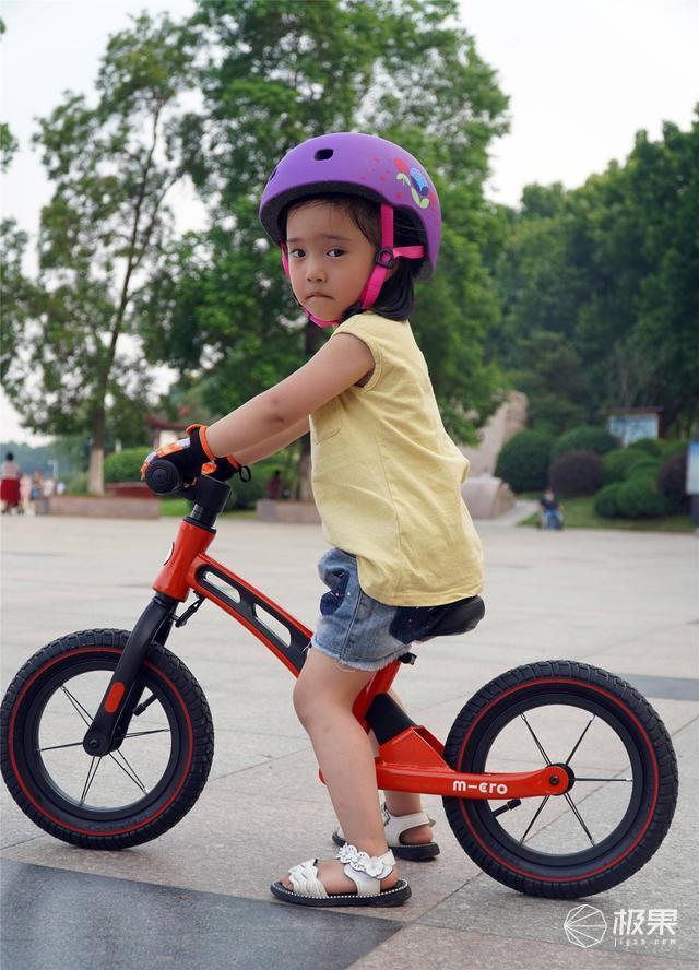 送给公主的小礼物,m-cro迈古平衡车骑行感受