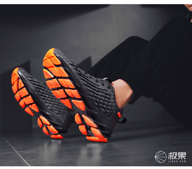 ZEREMAAS/洲瑪仕Z9005-M刀鋒鞋緩震運動鞋