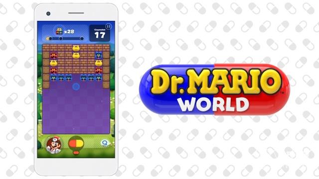 「新东西」手游《马里欧医生:世界》将于7月10日推出,支持安卓与iOS
