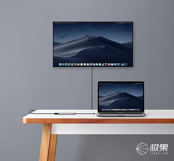 「新东西」Satechi推出USB-C扩展坞新品,拥有4种接口,售价498元