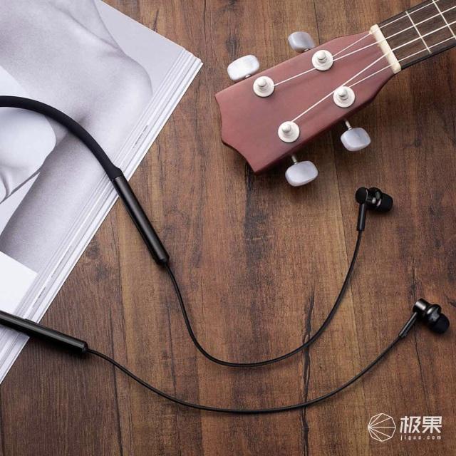 「新东西」Hybrid混合降噪,小米推出新款颈挂式蓝牙耳机