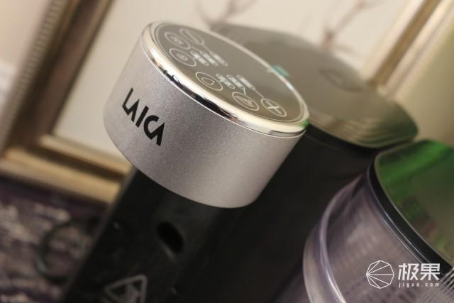 袅袅茶香,品质生活 莱卡净水茶饮一体机