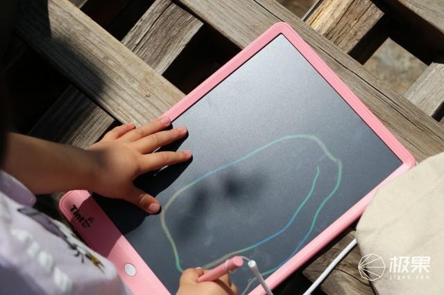 TintZone绘特美儿童彩色液晶手写板