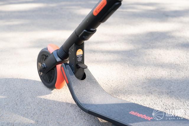 九号电动滑板ES1L体验:性价比极高的入门款,未来的出行趋势