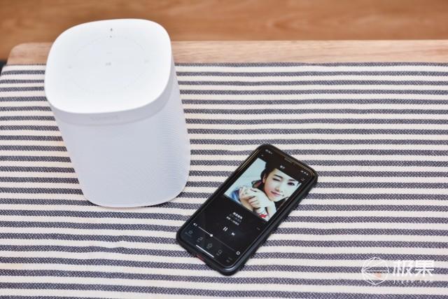 SonosOne智能音箱