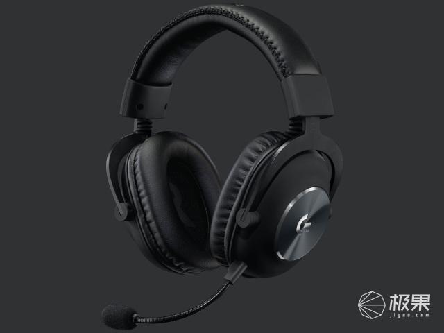 「新东西」配备BlueVO!CE麦克风,罗技发布新款GPro游戏耳机