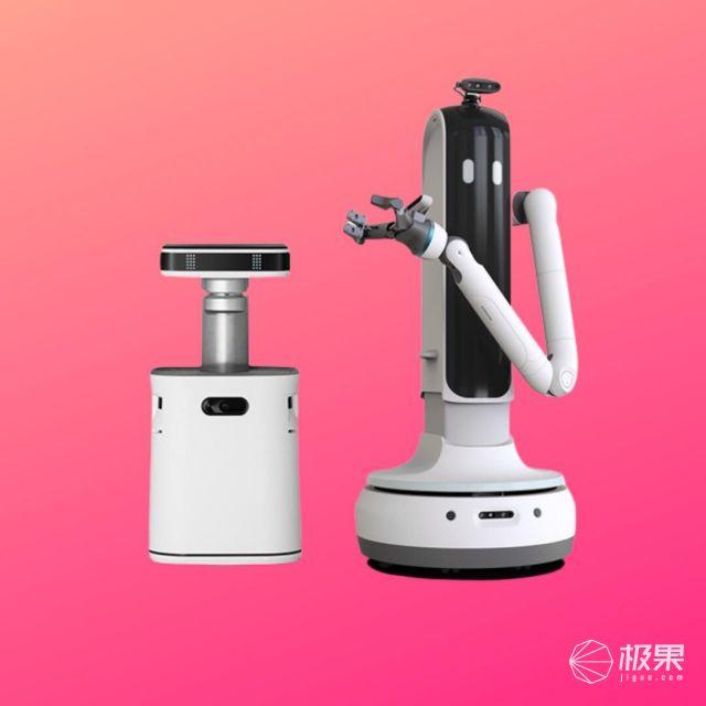 2021CES最具未来感新品!三星发布机器人系列:搭载激光雷达和人工智能