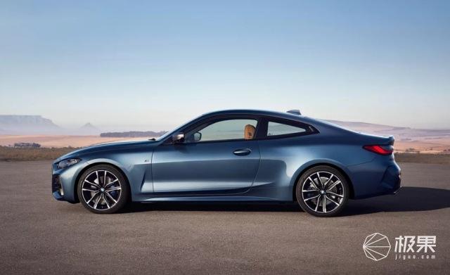 大尺寸進氣格柵設計!寶馬全新4系新車亮相,百公里加速4.3秒