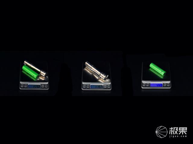 EDC把玩手电,一种质感与手感的完美体验