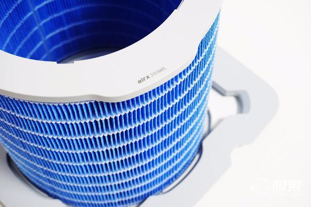 可拆卸自组合,净化快噪音低|AirxA9H加湿净化一体机