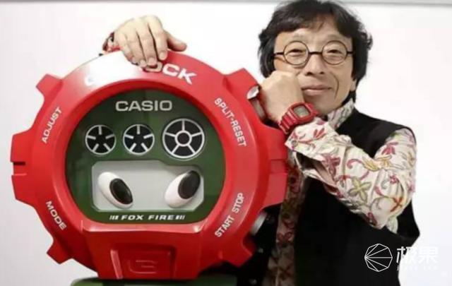 卡西欧G-shock38年后终于「智能化」!但续航差功能少,比苹果还贵...