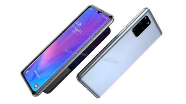 三星GalaxyFold2折叠屏手机渲染图曝光,或于明年2月发布