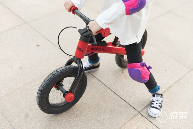 九号儿童滑步车自行车