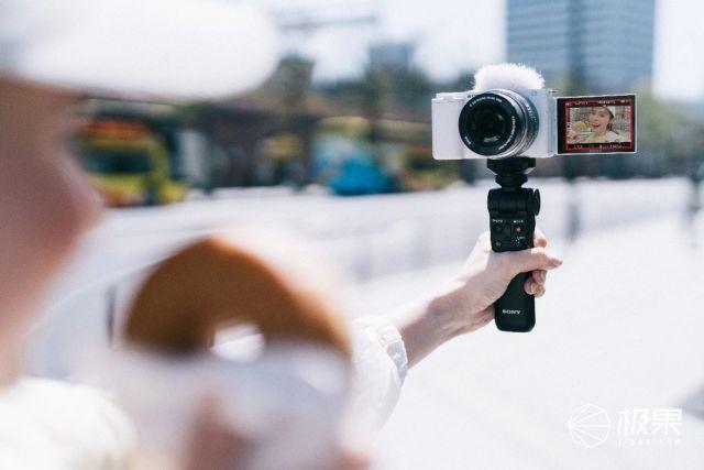 新Vlog神器!索尼发布新款Vlog微单相机ZV-E10
