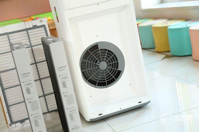352Y100C空气净化器